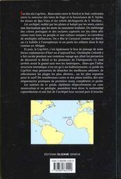 Le Cap Vert - 4ème de couverture - Format classique