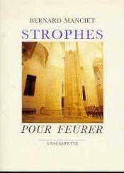 Strophes - Couverture - Format classique