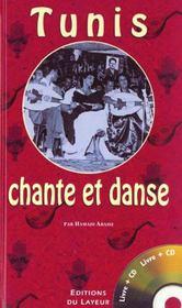 Tunis chante et danse + cd - Intérieur - Format classique