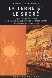 Ev-living wisdom, sacred earth - Couverture - Format classique