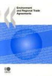 Environment and regional trade agreements - Intérieur - Format classique