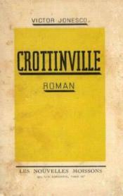 Crottinville - Couverture - Format classique