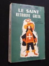 Le Saint retrouve Greta - Couverture - Format classique