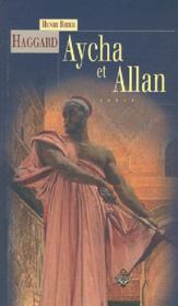 Aycha et Allan - Couverture - Format classique