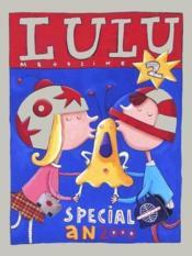 Revue lulu magazine t.2 - Couverture - Format classique