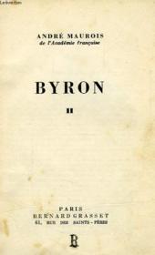 Byron Ii - Couverture - Format classique