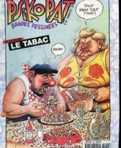Psikopat N°82 - Dossier Le Tabac - Couverture - Format classique