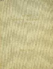 60 Ans Helvetia. Societe Suisse D'Assurance Contre Les Accidents Et Mla Responsabilite Civile. 1894-1954. - Couverture - Format classique