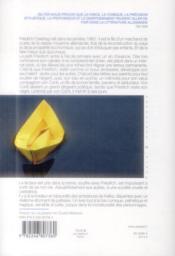 L'assujetti - 4ème de couverture - Format classique