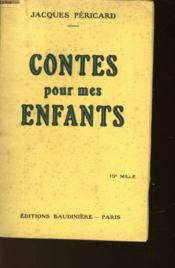Contes Pour Mes Enfants - Couverture - Format classique