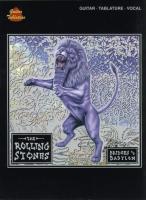 Rolling stones: bridges of babylon (tab) guitare - Couverture - Format classique