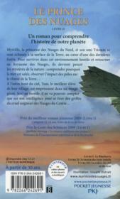 Le prince des nuages t.2 ; le matin des trois soleils - 4ème de couverture - Format classique