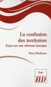 Confusion des territoires - Couverture - Format classique