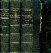 CLINIQUE MEDICALE DE L'HOTEL-DIEU DE PARIS - TOME 1 + 2 +3 EN 3 VOL. / 5e EDITION - Couverture - Format classique
