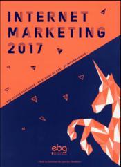Internet marketing 2017 - Couverture - Format classique