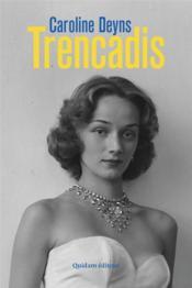 Trencadis - Couverture - Format classique