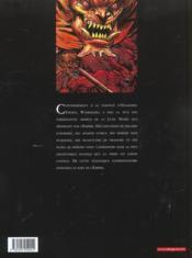 Chroniques de la Lune Noire T.10 ; l'aigle foudroyé - 4ème de couverture - Format classique
