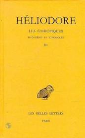 Les éthiopiques t.3 ; L8-10 - Couverture - Format classique