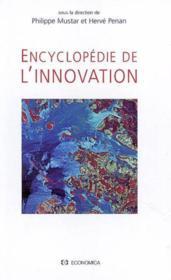Encyclopedie De L'Innovation - Couverture - Format classique