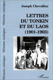 Lettres du Tonkin et du Laos - Intérieur - Format classique