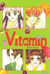 Vitamin T.1 - Intérieur - Format classique