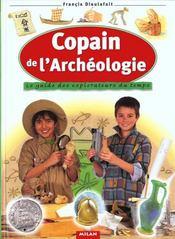 Copain de l'archeologie - Intérieur - Format classique