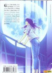 Angel heart t.4 - 4ème de couverture - Format classique