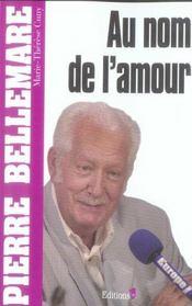 Au nom de l'amour (édition 2006) - Intérieur - Format classique