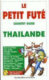 Thailande 1997-1998, le petit fute (edition 3) - Intérieur - Format classique