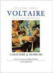 Voltaire En Sa Corr.2 Caractere & Humeur - Couverture - Format classique