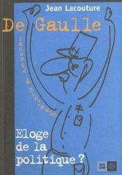 De Gaulle Raconte A Benjamin - Intérieur - Format classique