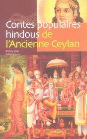 Contes populaires hindous - Intérieur - Format classique