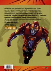 Iron Man - les aventures T.3 ; Iron Man et toutes ses armures - 4ème de couverture - Format classique