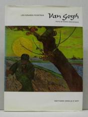 Vincent Van Gogh. - Couverture - Format classique