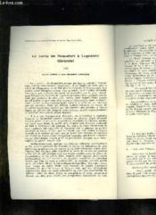 Bulletin De La Societe Prehistorique Francaise Tome Lxv 1968. Le Camp De Roquefort A Lugasson Par Michel Sireis Et Julia Roussot Larroque. - Couverture - Format classique