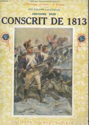 Histoire D'Un Conscrit De 1813 - Couverture - Format classique