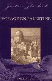 Voyage en Palestine - Intérieur - Format classique