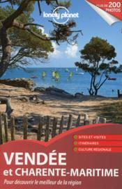 Vendée et Charente-Maritime (2e édition) - Couverture - Format classique