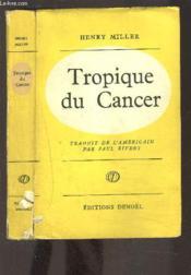 Tropique Du Cancer - Couverture - Format classique