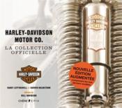 Harley-Davidson motor co. ; la collection officielle - Couverture - Format classique