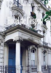 Hôtel de l'espoir - Couverture - Format classique