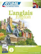 L'anglais/english ; B2 ; débutants & faux débutants (édition 2020) - Couverture - Format classique