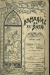 ARMORIAL DU XXe SIECLE. SUPPLEMENT ILLUSTRE DE L'ANNUAIRE GENERAL HERALDIQUE. N°2. 1ère ANNEE, 25 MAI 1903.