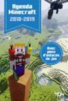 Agenda Minecraft (édition 2018/2019)