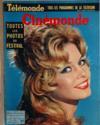 Cinemonde N°1240 du 15/05/1958