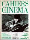 Cahiers Du Cinema N°498 du 01/01/1996
