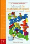 Méthode de Singapour ; manuel de mathématiques ; CE1 ; manuel de cours