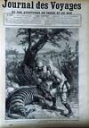 Journal Des Voyages N°419 du 19/07/1885