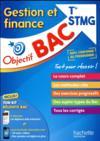 OBJECTIF BAC ; gestion et finance ; terminale STMG