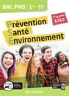 Prévention santé environnement (PSE) ; 1re, terminale bac pro ; pochette élève (édition 2020)
